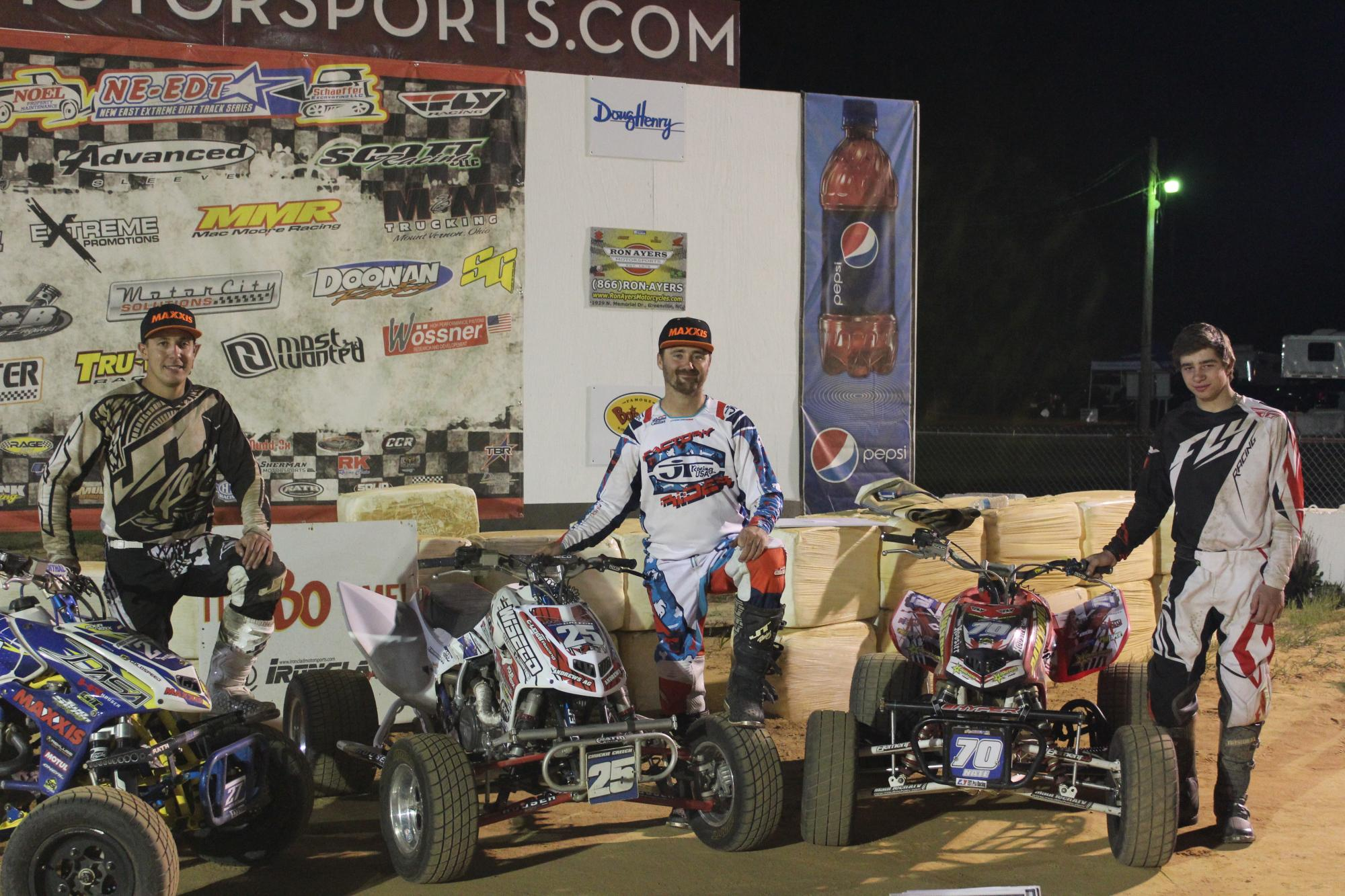 New East Extreme Dirt Track Racing Series